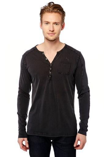 Sélection de vêtements Scott en promotion - Ex : T-shirt Macchi Anthracite
