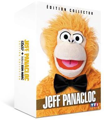 """Coffret DVD """"Jeff Panacloc perd le contrôle !"""""""