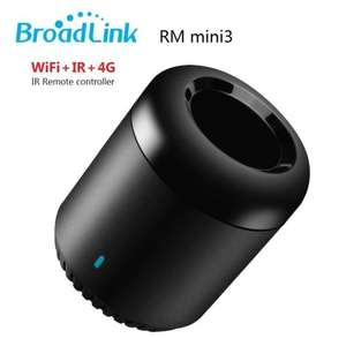 Télécommande universelle infrarouge Broadlink RM Mini 3 - Wi-Fi (vendeur tiers)