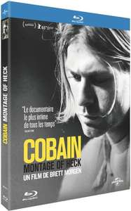 Blu-ray Cobain : Montage of Heck