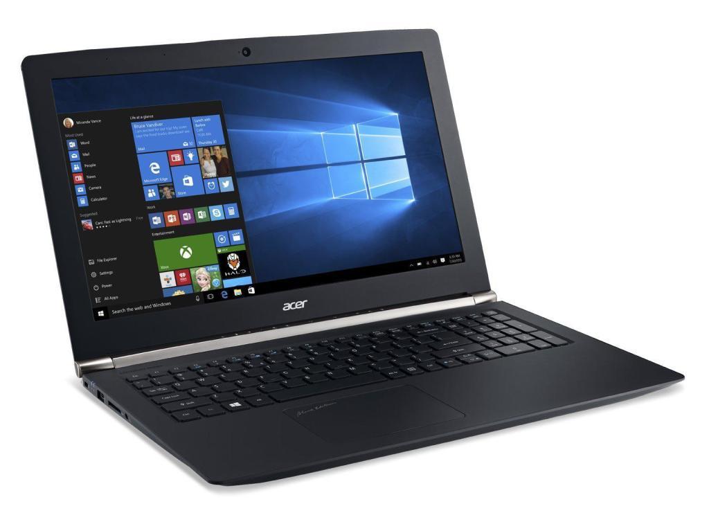 """PC Portable 15"""" Acer V Nitro VN7-591G-56RX - Intel i5-4210H, 8 Go de Ram, 1 To, NVidia GTX 960M"""