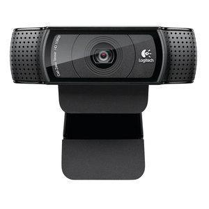Webcam Logitech HD Pro C920 - Full HD