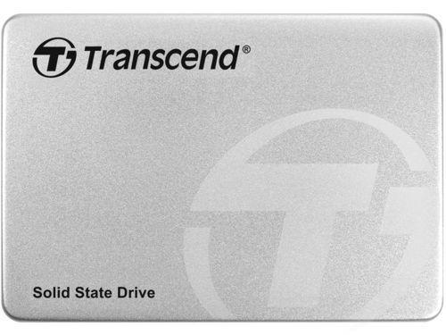 """SSD interne 2.5"""" Transcend 370S (Mémoire MLC) - 256 Go avec adaptateur 3.5"""""""