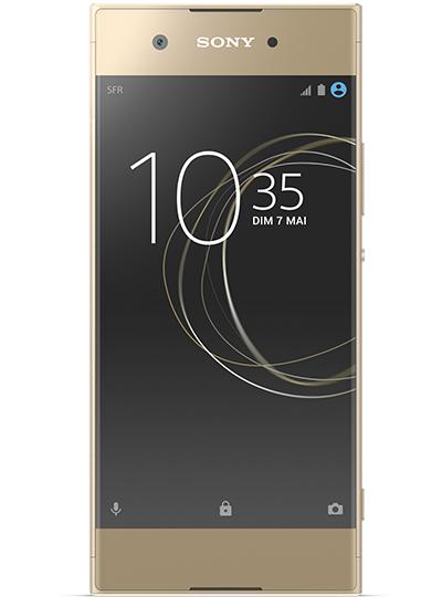 "Smartphone 5"" Sony Xperia XA1 - HD, Helio P20, 3 Go de RAM, 32 Go, noir ou or"