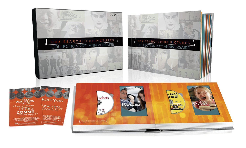 Coffret DVD : Fox Searchlight Pictures : 20 ans, 20 films