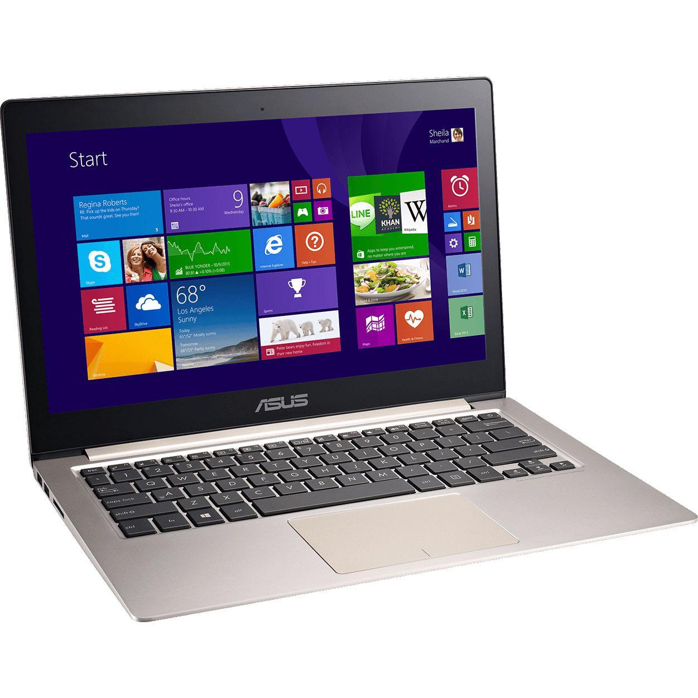 """[Adhérents] PC Portable 13.3"""" Asus Zenbook UX303UB-R4065T - Intel i7-6500U, 8 Go de Ram, 500 Go, Nvidia GeForce 940M"""