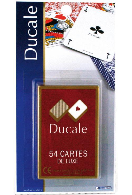 Jeu de 54 cartes DUCALE De Luxe