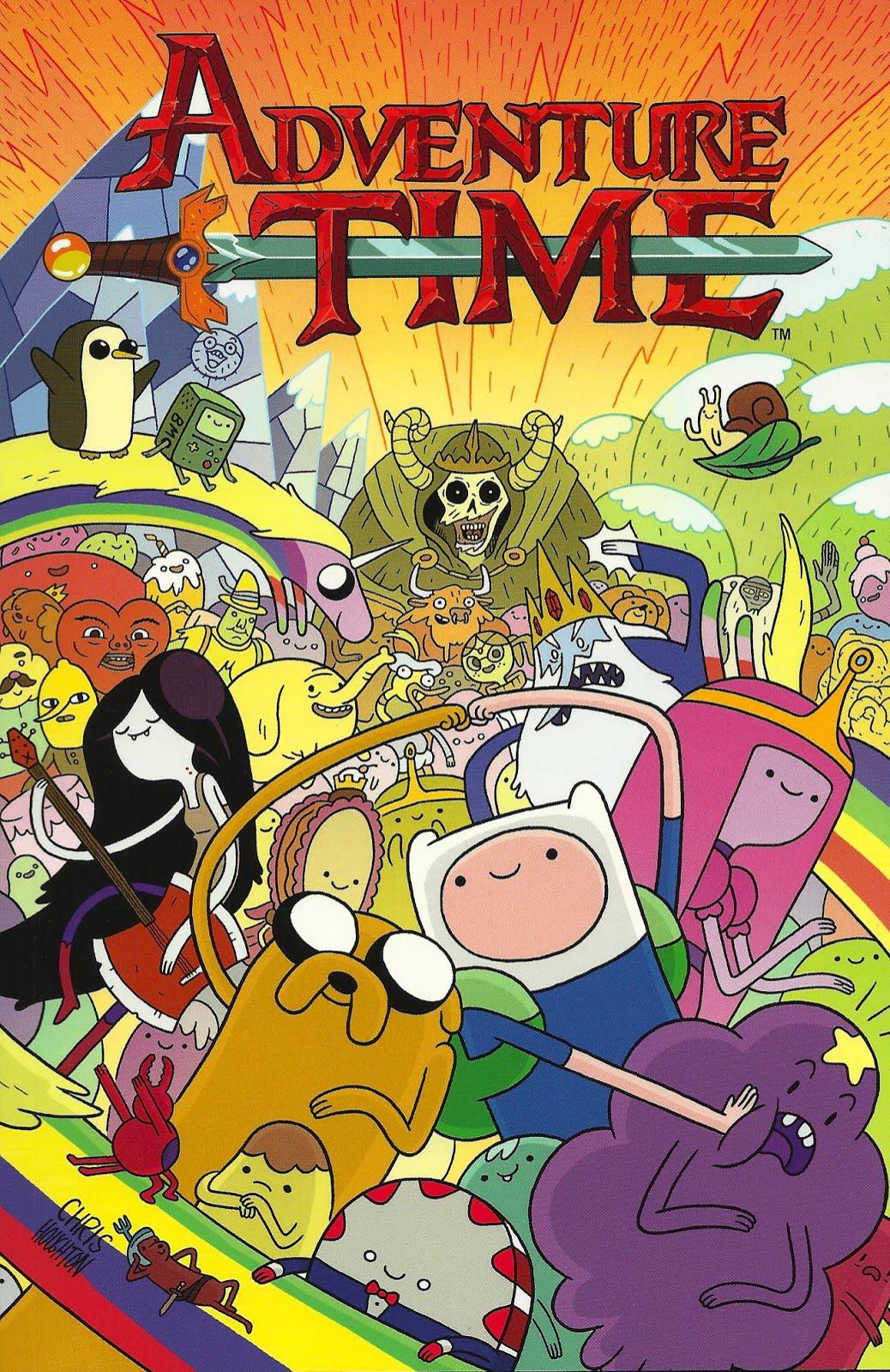 Réservé aux abonnés CanalSat : Comic Book Finn et ses Amis: Adventure Time (Edition Limitée) gratuit