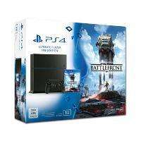 Console Sony PS4 1 To + Star Wars Battlefront