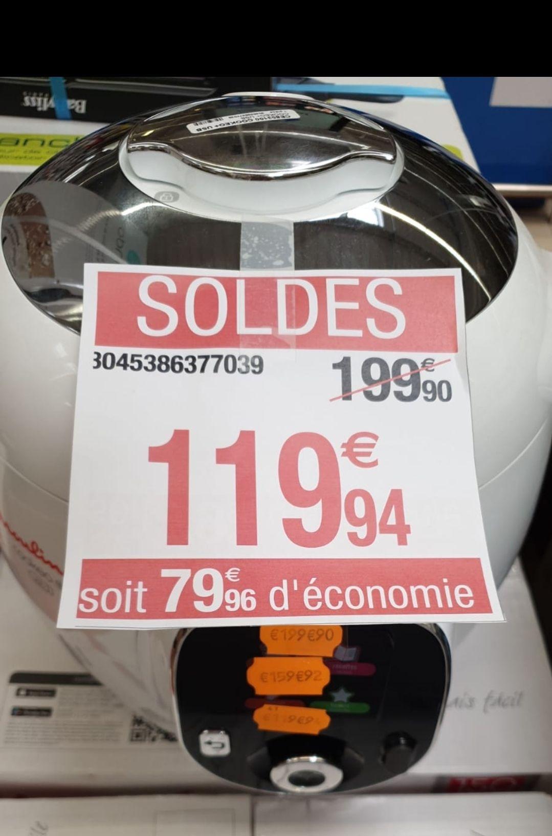 Multicuiseur Moulinex Cookeo+ USB CE853100 (1600w ) - Etampes (91) / Montreuil (93)