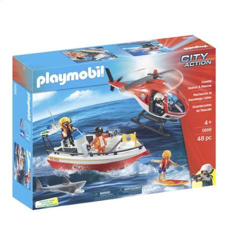 Jouet Playmobil Square pour enfants avec jeux (5668)