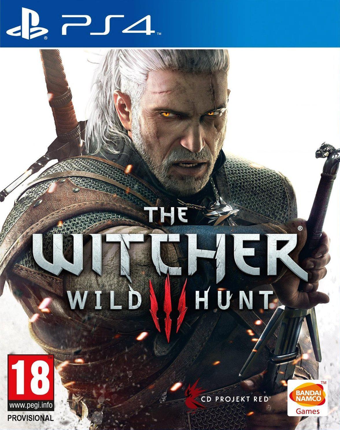 The Witcher 3 sur PS4 et Xbox One