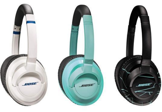 Casque audio Bose Soundtrue Around-Ear (coloris au choix)