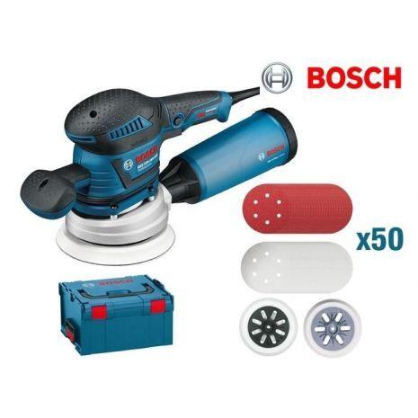 Ponceuse Excentrique Bosch GEX 125-150 AVE / Lboxx