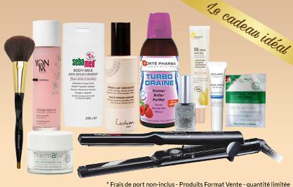 Pack Elégance avec 11 produits