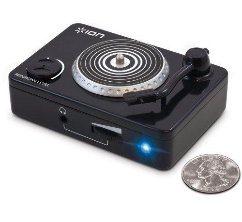 Ion Audio - Vinyl Forver (mini préampli pour platine vinyle/K7)