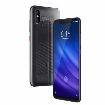 "Smartphone 6.21"" Xiaomi Mi8 Pro - full HD+, SnapDragon 845, 8 Go de RAM, 128 Go, noir (via ODR de 50€)"