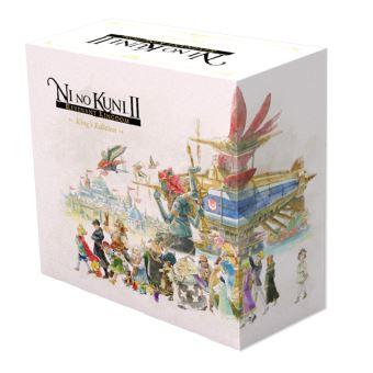 Ni No Kuni II :Revenant Kingdom Kings Edition sur PS4