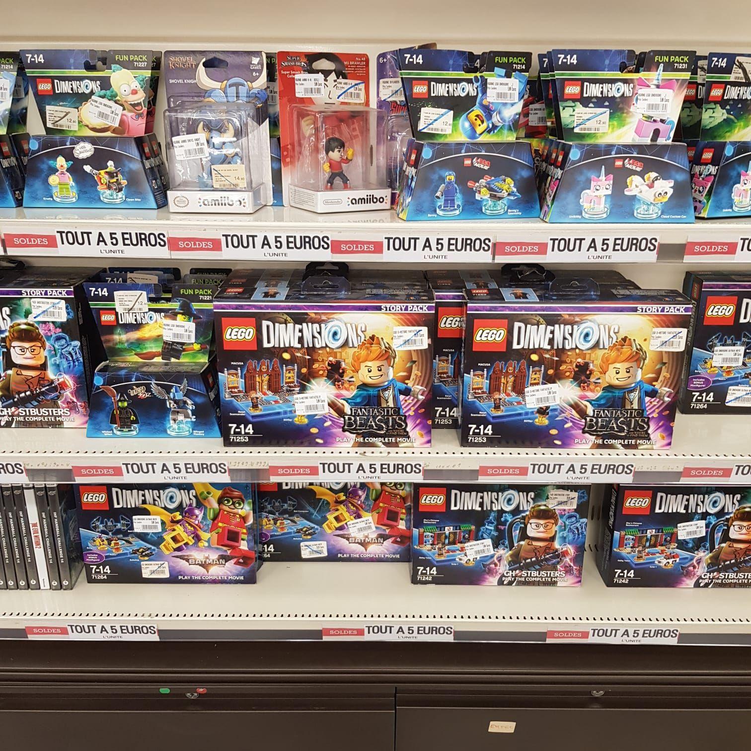 Sélection de Lego Dimensions - Ex : 71242 Ghistbusters (Comboire 38)