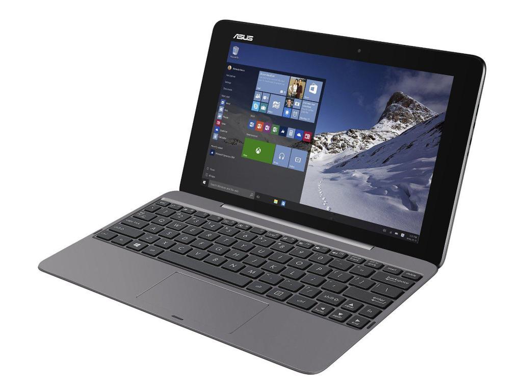"PC Portable 10"" Asus 2-en-1 T100HA-FU006T : Atom, 2 Go RAM, SSD 64 Go"