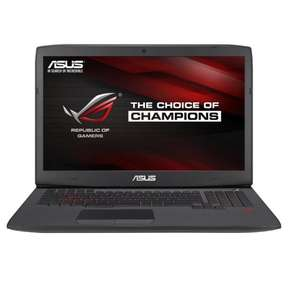 "Pc portable Gamer 17.3"" Asus ROG G751JL-T7003T (i7, 8 Go de Ram ,  HDD 1 To, GTX965M, Windows 10)"