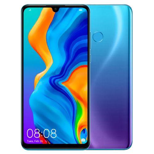 """Smartphone 6.15"""" Huawei P30 lite - 6 Go de Ram, 128 Go - Paon bleu"""