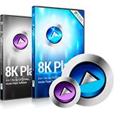 Logiciel 8K Player sur PC (Dématerialisé)