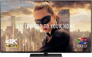 "TV 65"" Panasonic TX-65FZ800E - OLED (Frontaliers Luxembourg)"
