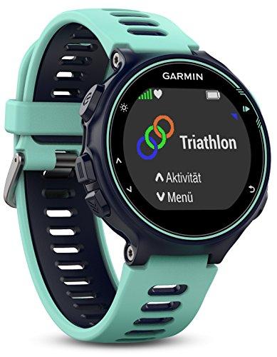 Montre Multisports GPS Garmin Forerunner 735XT - Bleu