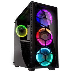 Tour PC Fixe XL - Ryzen 5 3600X, RTX 2070 8 Go, 16 Go de RAM, 1 To SSD (NVMe), MSI B450 Tomahawk, Alim 500W