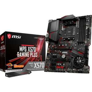 Carte mère MSI MPG X570 Gaming Plus  (Format ATX)