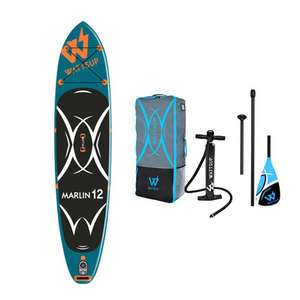 Pack Stand Up Paddle 12' Gonflable Wattsup Espadon + Accessoires