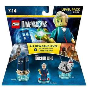Lego Dimensions Pack Level Doctor Who