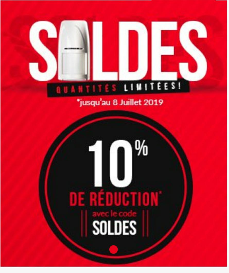 10% de réduction sur tout le site (tike-securite.fr)