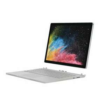 "PC Portable Hybride Tactile 13.5"" Microsoft Surface Book 2 - i7, RAM 8 Go, SSD 256 Go, Windows 10"