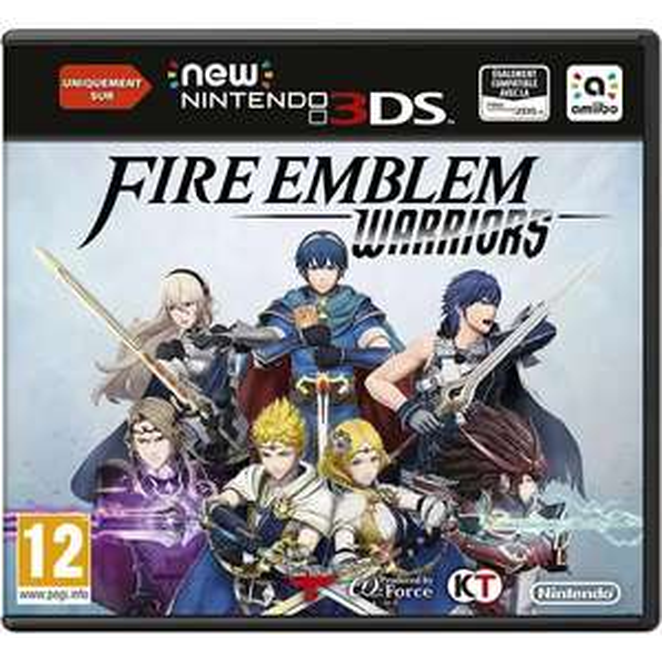 Fire Emblem Warriors sur Nintendo 3DS / MAJ