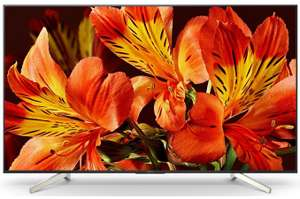 "TV 55"" Sony KD55XF8577 - 4K HDR, Smart Android TV, Wifi"