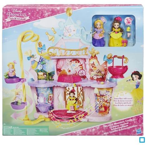 Château des mini poupées Hasbro Little Kingdom - Disney Princesses