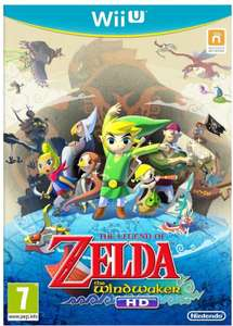 The Legend of Zelda The Wind Waker HD sur Wii U