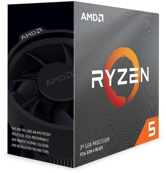 Processeur AMD Ryzen 5 3600 - 3.6GhZ