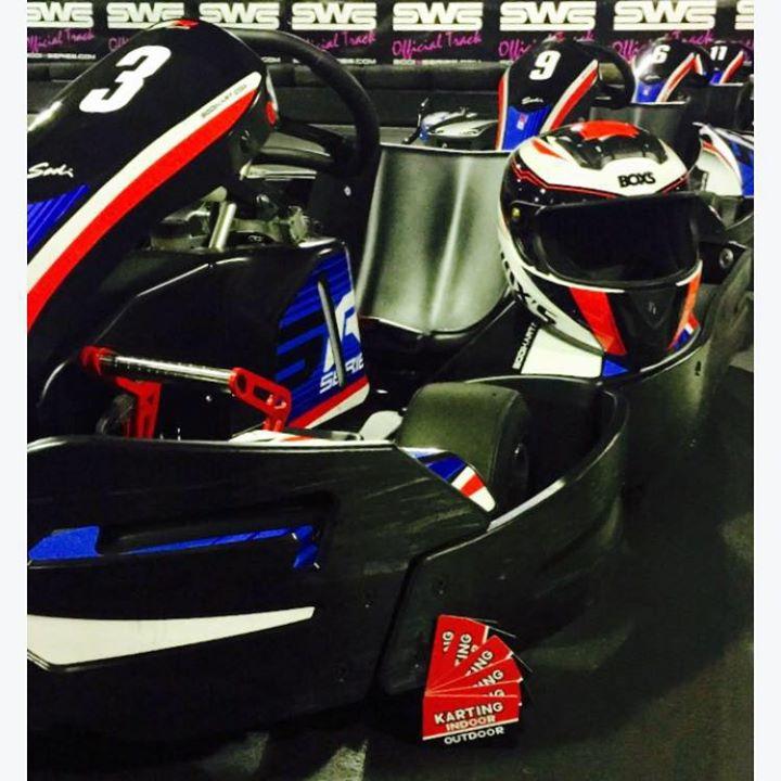 [Femmes] 10 minutes de karting - Pole Karting Service Joué-les-Tours (37) et Chatillon-sur-Indre (36)