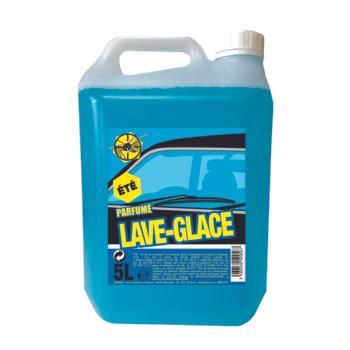 2 bidon de Lave-glace été démoustiqueur parfumé - 5 L