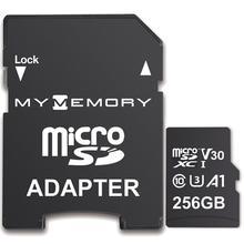 Selection de cartes mémoires Micro SD MyMemory A1 UHS-1 U3 V30 en promotion - Ex : 256 Go à