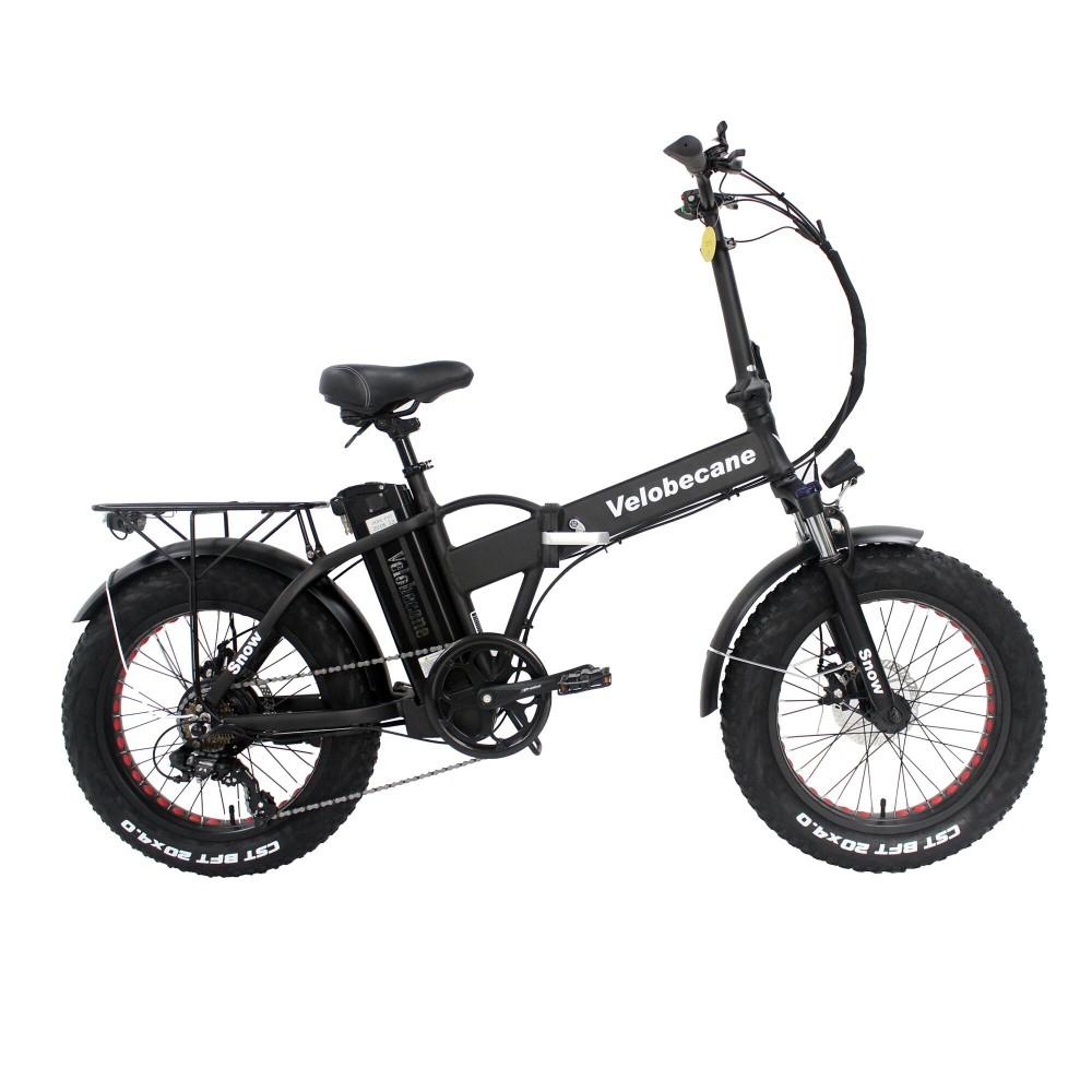 Vélo électrique Velobecane Snow (velobecane.com)