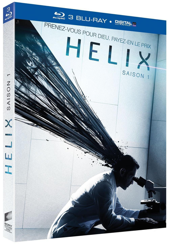 Blu-ray : Helix - Saison 1
