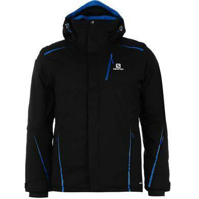 Jusqu'à 80% de réduction sur une sélection de vestes de ski - Ex : Veste Salomon noire