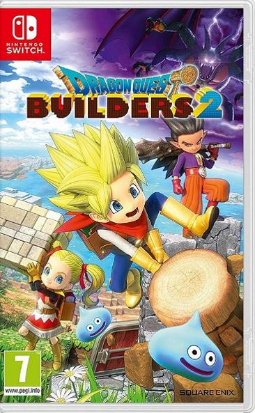 [Pré-commande] Dragon Quest Builder 2 sur PS4 à 42.9€ et sur Switch à 44.49€