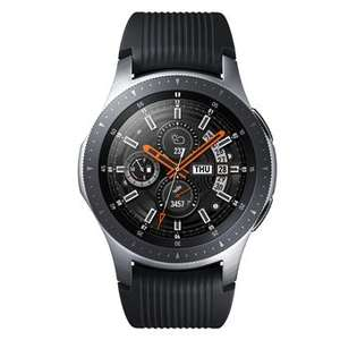 Montre Connectée Samsung Galaxy Watch - 46 mm, Argent (via ODR 30€)