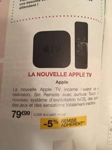 Nouvelle Apple TV 32 Go