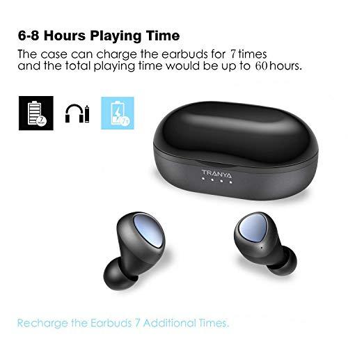 Ecouteurs Bluetooth Tranya T3 5.0 / IPX5 (vendeur tiers)
